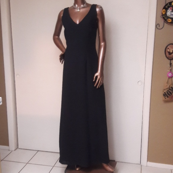 Nicole Miller Dresses Simply Elegant Black Formal Dress Poshmark